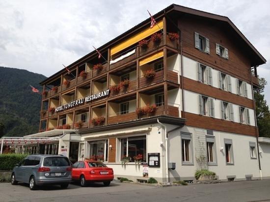 Jungfrau Hotel-Restaurant: jungfrau
