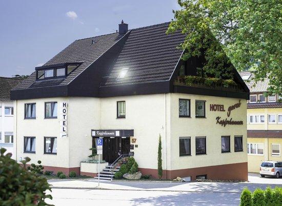 Hotel Garni Kupferhammer