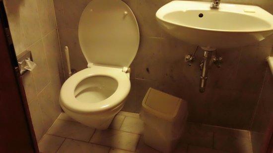 Haus zum Sternen: санитарная комната