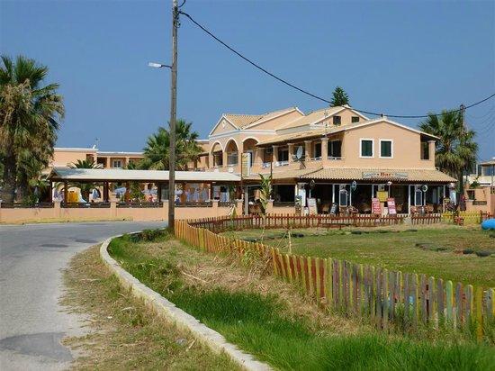 The Lagoon Hotel And Apartments Sidari
