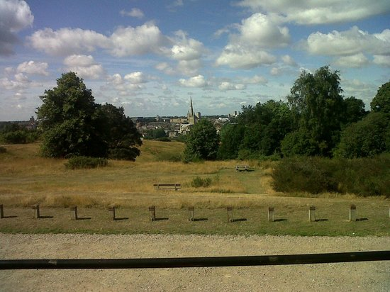 City Sightseeing Hop-on, Hop-off Tour of Norwich: Great view