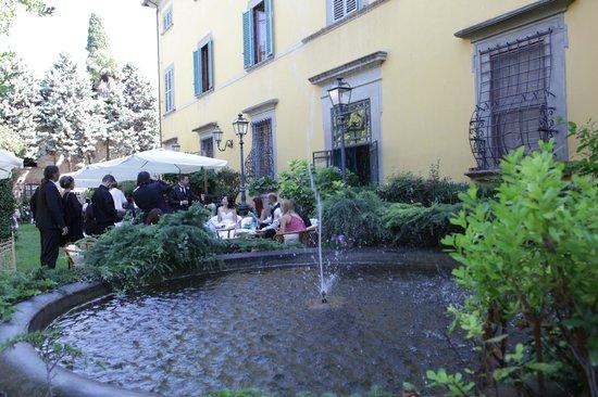 Villa Sonnino: Giardino