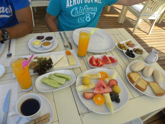 Jade Residence: Best breakfast ever