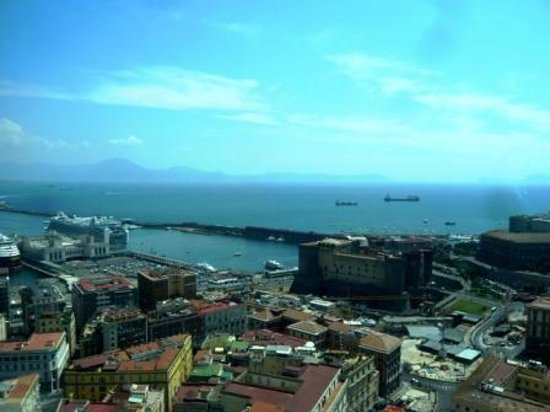 NH Napoli Ambassador: 30th floor view