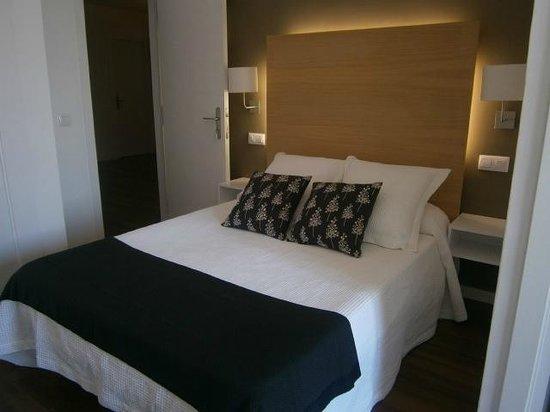 Hotel Llorca: habitacion de matrimonio
