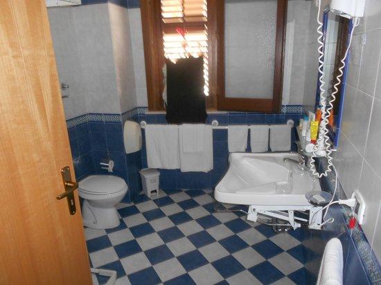 Hotel Il Melograno: bagno