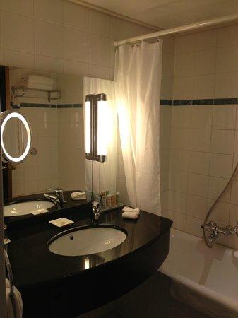 Radisson Blu Hotel Amsterdam Airport: Washroom