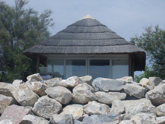 Camping le Boucanet: habana bord de mer