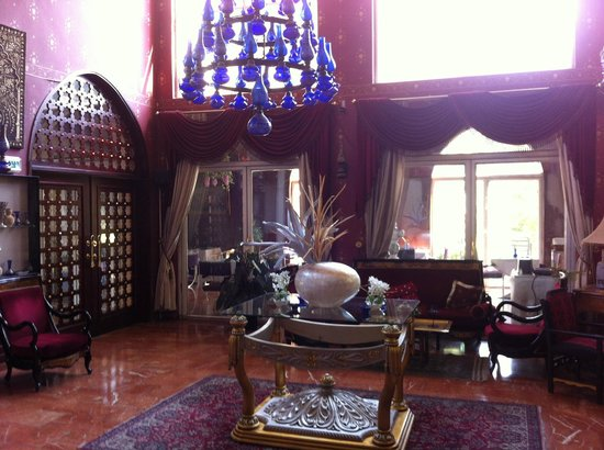 Addar Hotel : Hall hotel