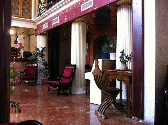 Addar Hotel: Hall hotel