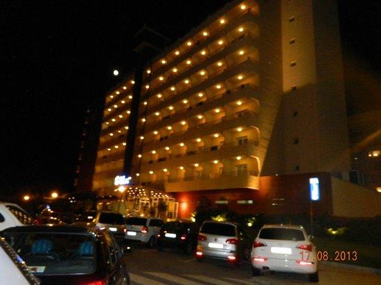 Prestige Victoria : hotel Victoria la uit