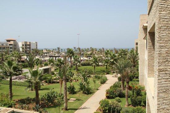 Hotel Riu Palace Tikida Agadir: Hotel grounds