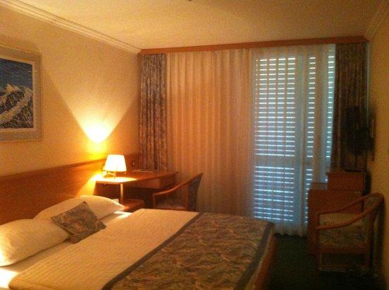 Hotel Corinthia: Camera numero 331
