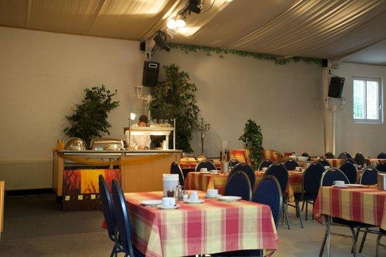 Hotel Villa Melsheimer: Breakfast