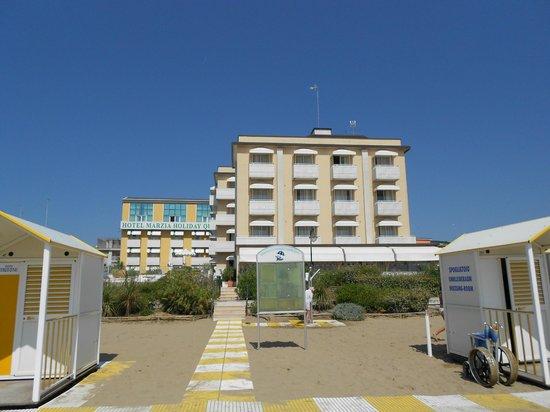 Hotel Tritone: Hotel