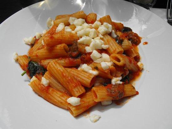 Fuxia : maccheroni alla siciliana
