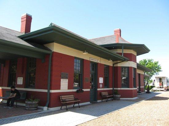 Cookeville Depot Museum : La gare