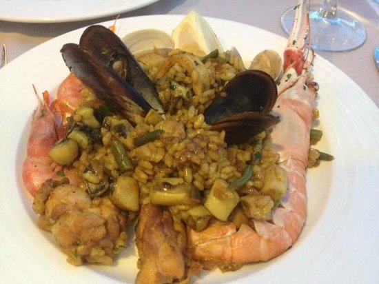 Rocamar : Paella