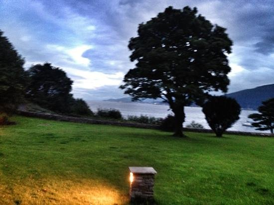 Knockderry House Hotel: view from the hotel