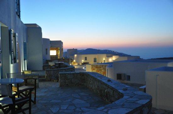 Miramare Hotel: esterni