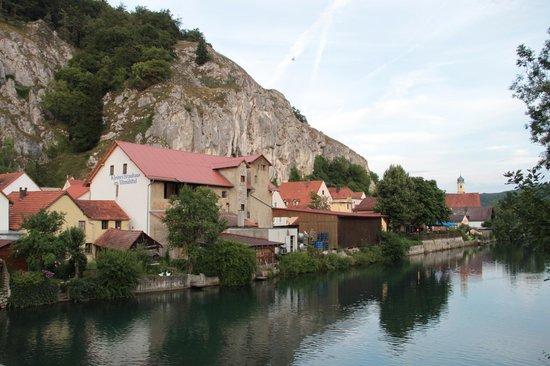 Brauereigasthof Schneider: Ortsansicht