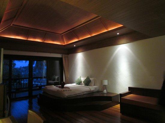 Samui Jean Resort: chambre