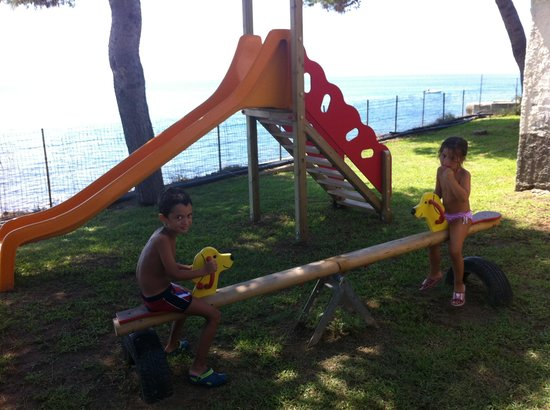 Villaggio Marina del Capo: Area giochi