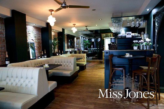 Miss Jones Bar and Grill