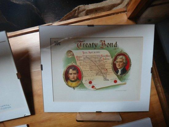 Ybor City State Museum: Treaty