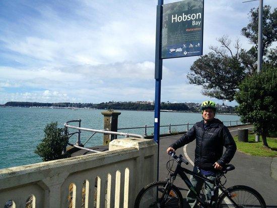 Adventure Capital: Hobson Bay, Auckland