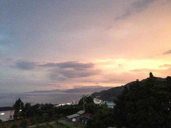 Kotaso : 夕暮れ時の景色