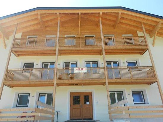 Pension Heidi: Hotel Heidi