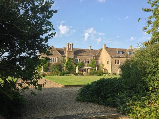 Whatley Manor Hotel & Spa: Perfect English setting