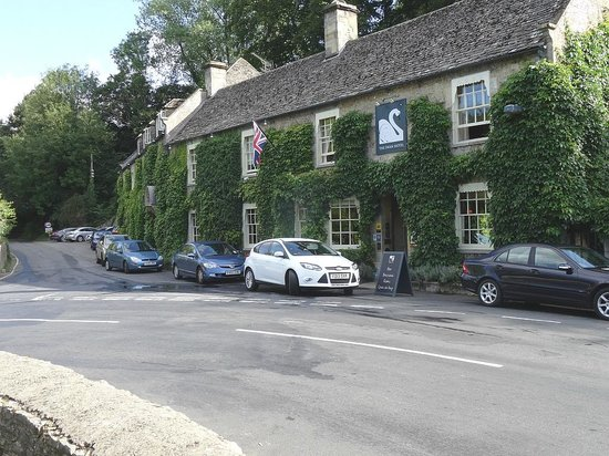 The Swan Hotel: The Swan at Bibury
