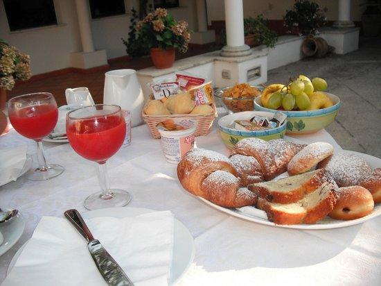 Casa Vacanze Vittoria: La mitica colazione!