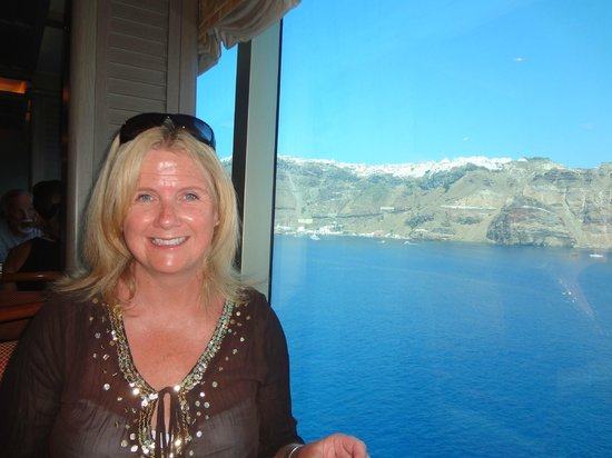 Private Santorini Tours - Private Day Tours: My Wife