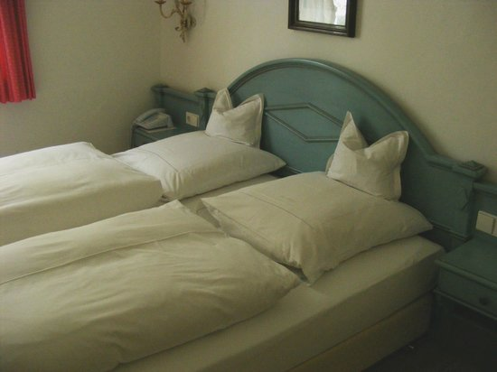 Hotel am Rathaus: Double Room
