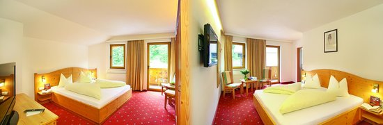 Hotel Zillertaler Hof: Familienzimmer