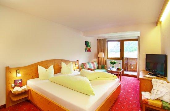 Hotel Zillertaler Hof: Seekarzimmer
