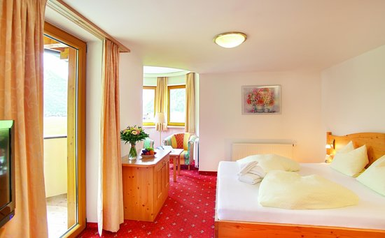 Hotel Zillertaler Hof: Turmzimmer