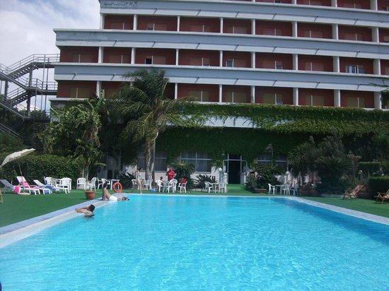Grand Hotel Dei Templi : Cristian