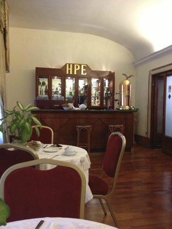 Pace Helvezia Hotel: Segundo comedor para los desayunos / Second dining room for breakfast