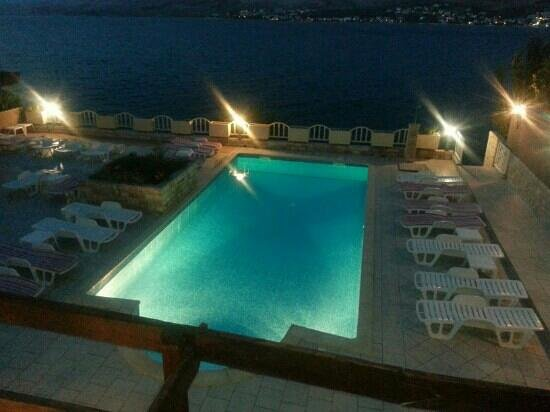 Hotel Plaza: The pool