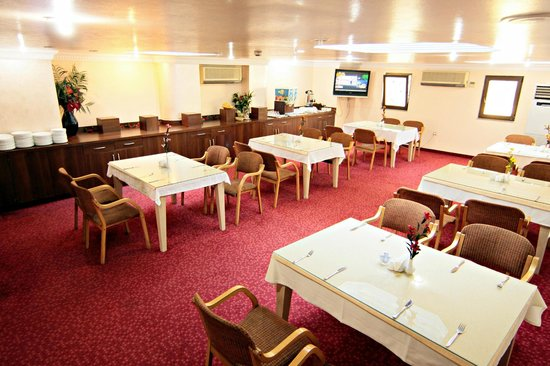 Gurtas Hotel : kahvaltı salonu