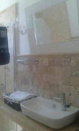 Alya Ruzgari Butik Otel: bagno