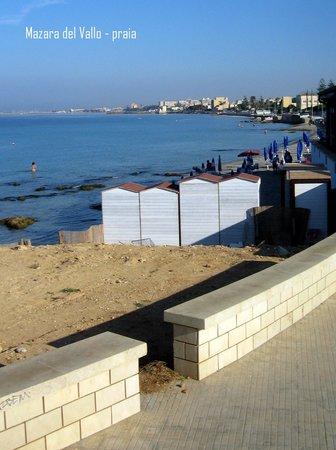 Mahara Hotel & Wellness : a praia uma desilusão