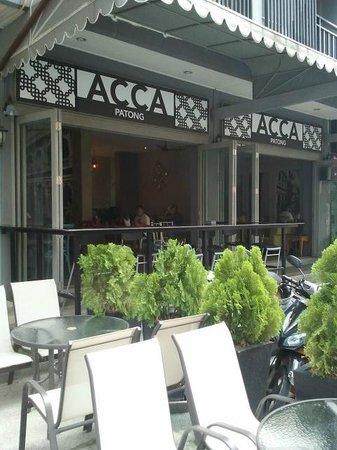 Acca Patong: No-ice