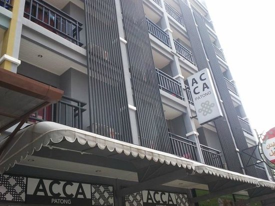 Acca Patong: 6 Levels