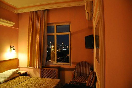 Hali Hotel: Двухместный номер с видом на Ай-Софию