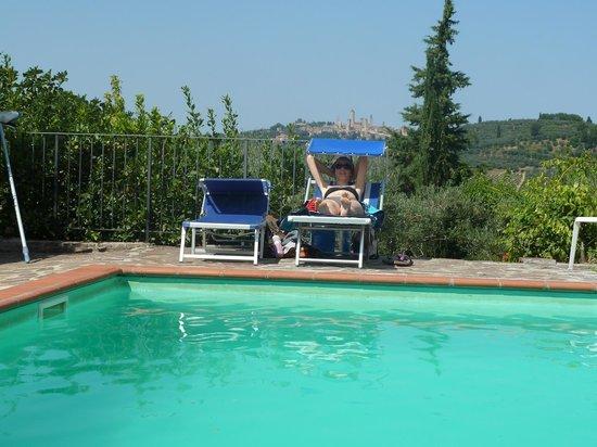 Borgo Montauto: Pool
